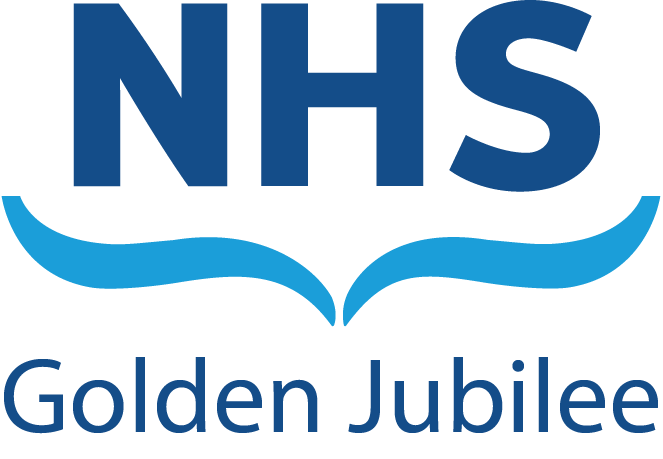 Golden Jubilee logo colour